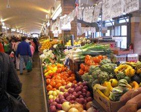 West Side Market Cleveland Food Tour