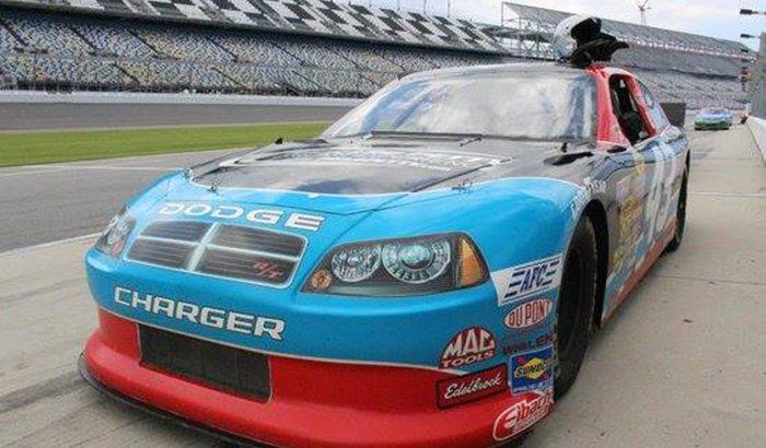 Gateway Motorsports Park NASCAR Ride Along