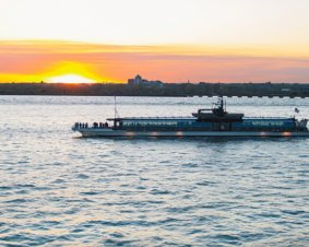 Gourmet New York Harbor Dinner Cruise
