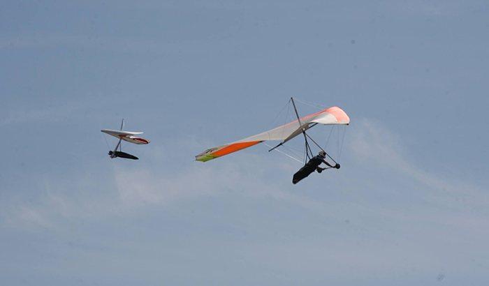 Hang Gliding Austin