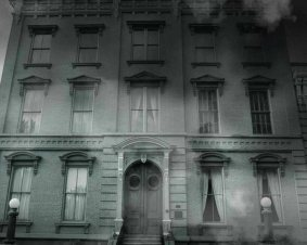Saratoga Haunted Ghost Tour
