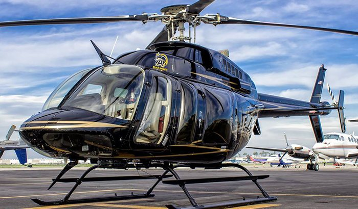 Hands-On Helicopter Flight in Los Angeles
