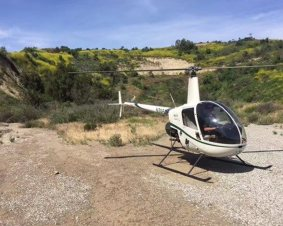 Hands-On Helicopter in LA