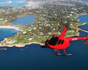Newport Flight Lesson