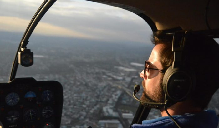 Learn to Fly a Helicopter New Jersey
