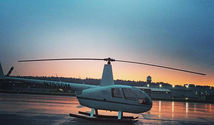 Seattle Helicopter Tour