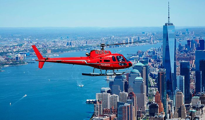 New York Helicopter Tour And Dinner Cruise Xperience Days