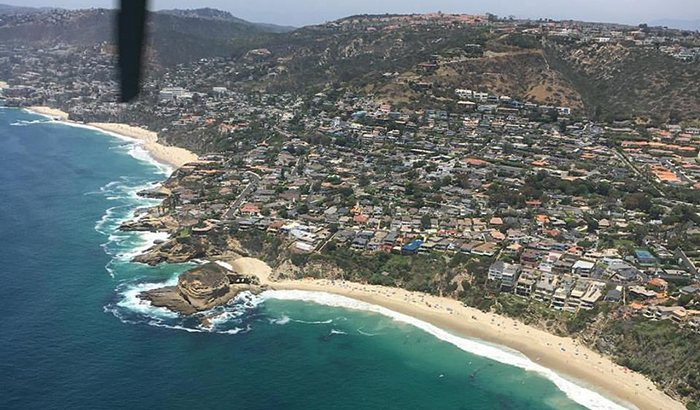 Orange County Helicopter Tour