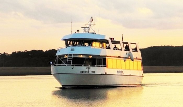 Hilton Head Sunset Dinner Cruise