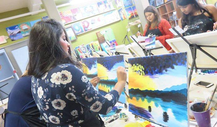 Hoboken BYOB Painting Class