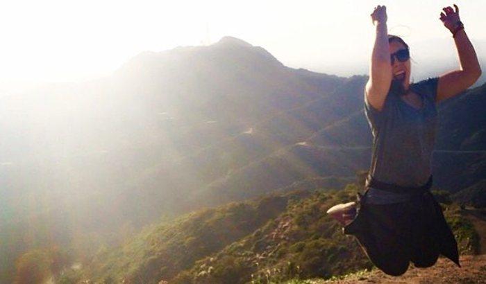 Hollywood Hills Hiking Tour
