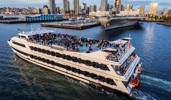 San Diego Dinner Cruise Xperience Days