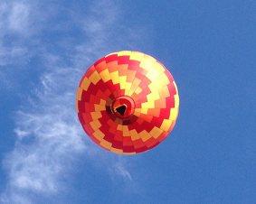 Albany Hot Air Balloon Ride