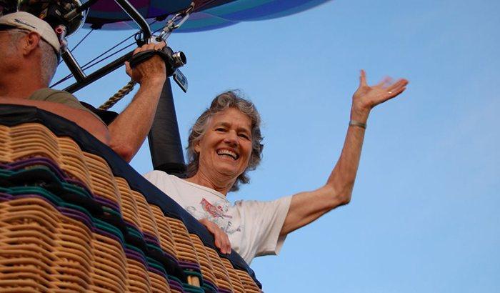 Cincinnati Hot Air Balloon Ride