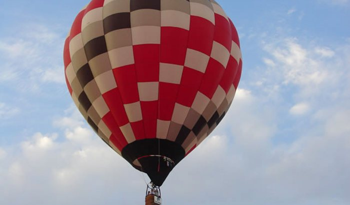 Topeka Hot Air Balloon Ride For Two