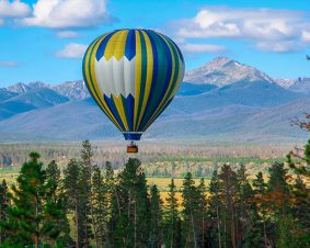 Winter Park Hot Air Balloon Ride