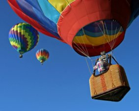 Delmarva Private Hot Air Balloon Ride
