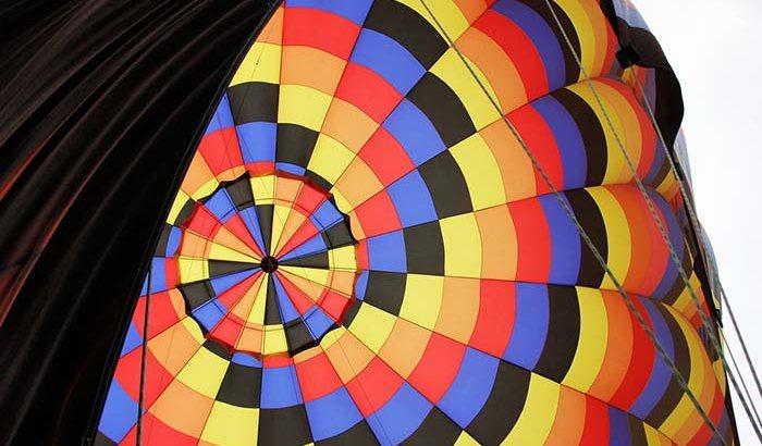 Kansas City Hot Air Balloon Ride