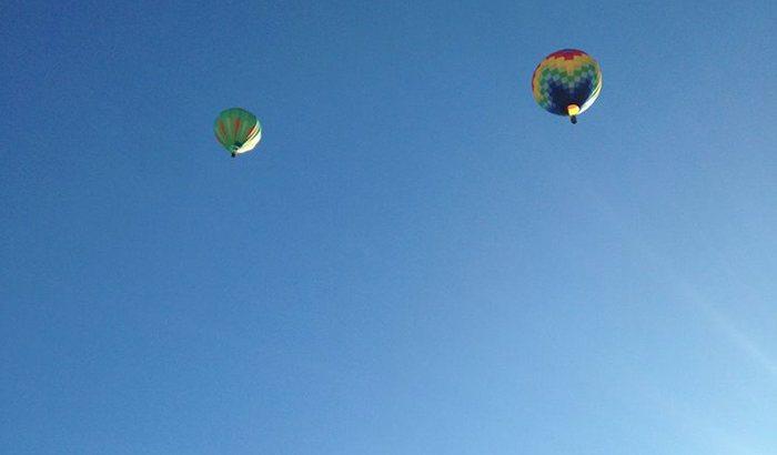 Nashville Hot Air Balloon Ride