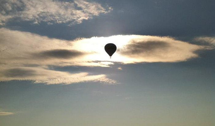 Salt Lake City Hot Air Ballooning For Two
