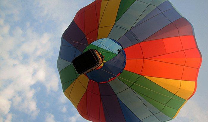 Catskill Hot Air Balloon Ride