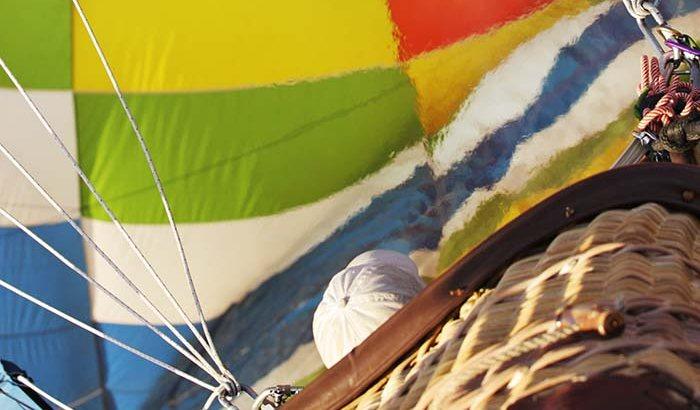 Yadkin Valley Hot Air Balloon Ride