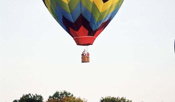 Philadelphia Hot Air Balloon Ride