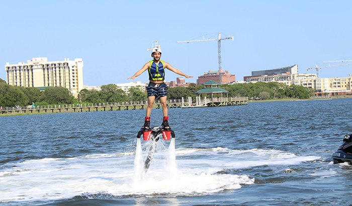 Charleston Flyboarding Experience