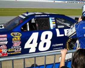 Indianapolis NASCAR Ride