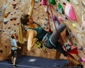 Los Angeles Indoor Rock Climbing