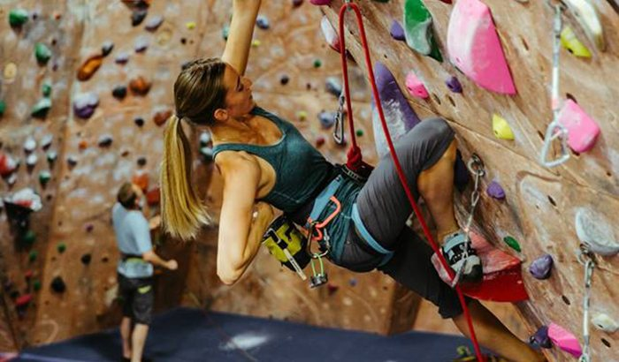 Los Angeles Indoor Rock Climbing Xperience Days