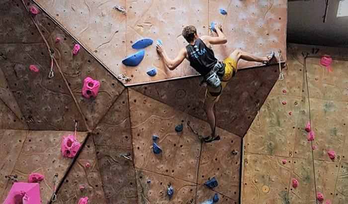 Los Angeles Indoor Rock Climbing