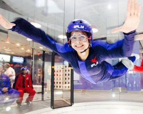 LA Indoor Skydiving