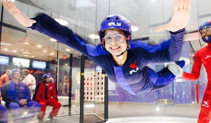 Los Angeles Indoor Skydiving Xperience Days