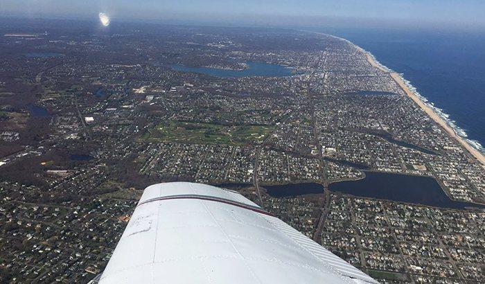 Trenton Introductory Flight Lesson