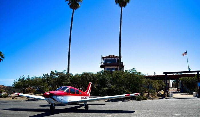 Los Angeles Introductory Flying Lesson