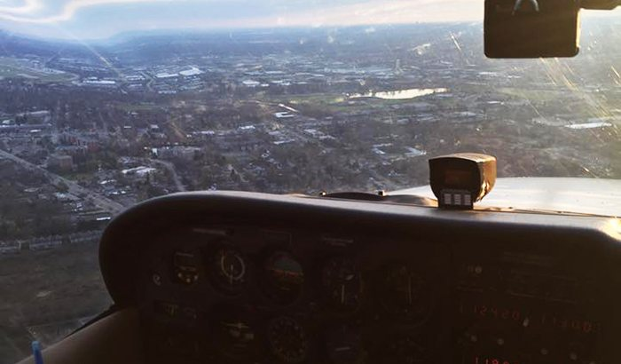 Chicago First Flight Lesson
