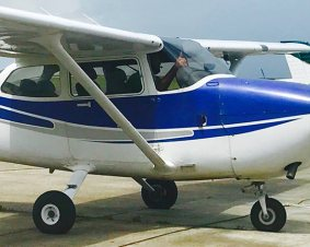 New Orleans Introductory Flight Lesson