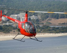 Cape Fear Heli Lesson