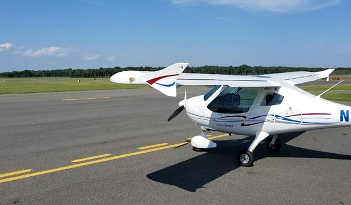 Learn to Fly a Plane Over Harrisburg