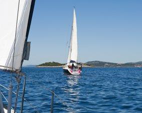Barnegat Bay NJ Sailing