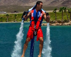 San Diego Jetpack Flight