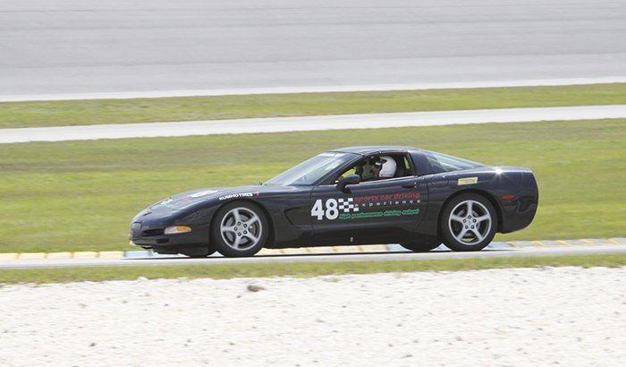Corvette Racing Experience