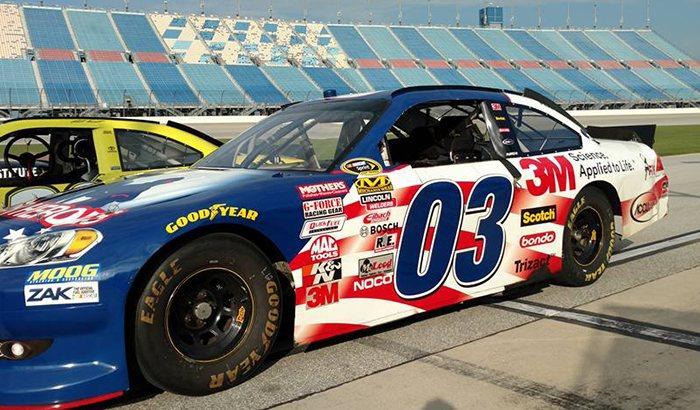 Kansas Speedway NASCAR Experience