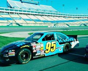 Kentucky Speedway NASCAR Ride Along