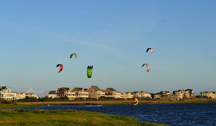 Cape Hatteras Kiteboarding Lesson