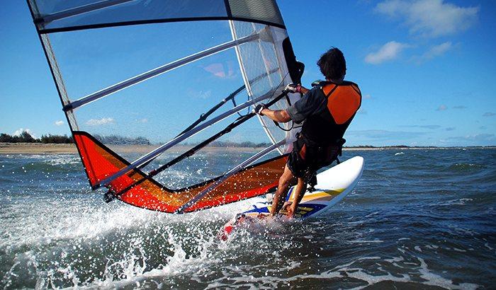 Los Angeles Windsurfing Lesson