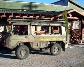 Lake Chelan Valley Winery Tour