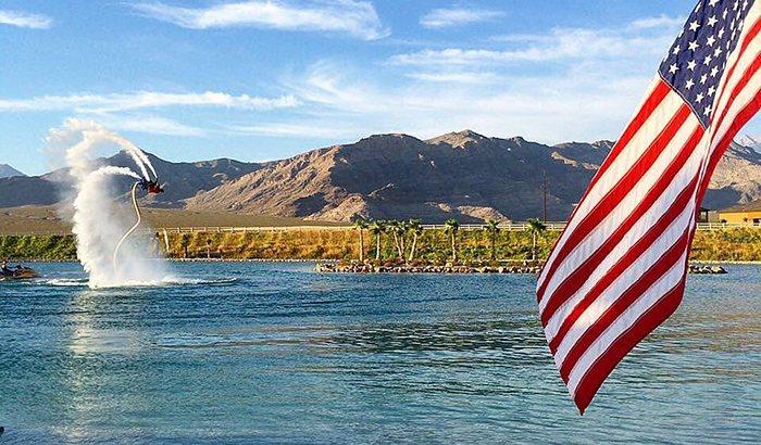 Las Vegas Jetpack Flight Experience