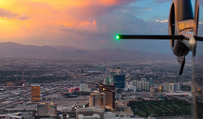 Las Vegas Lights Helicopter Tour